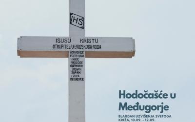 Blagdan Uzvišenja svetoga križa u Međugorju